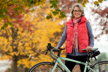 MH Woman with Bike Callout